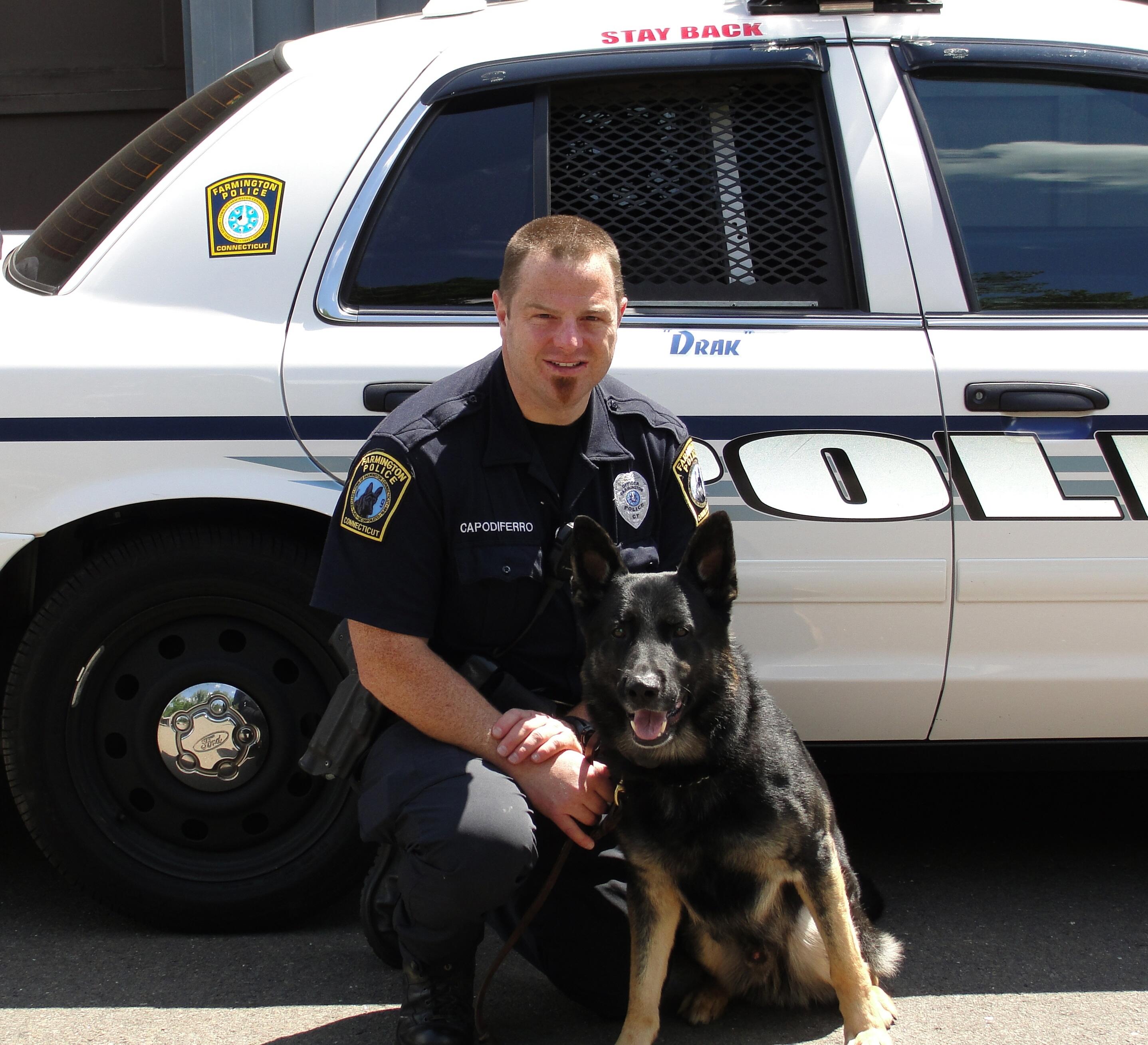 10 фактов из жизни полиции США